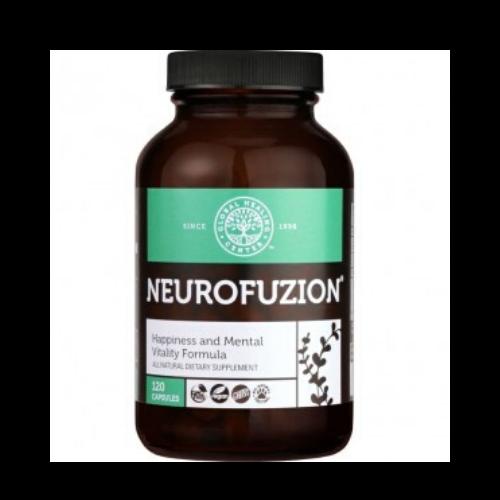 global healing center neurofuzion bottle