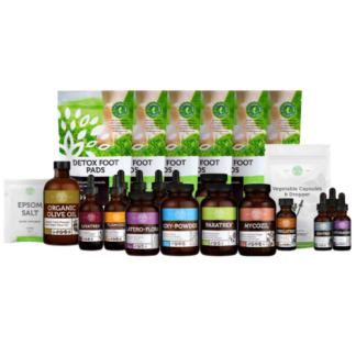 global healing complete body cleanse program