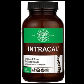 intracal vegan calcium magnesium bottle
