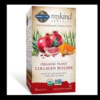 mykind organics vegan collagen builder box