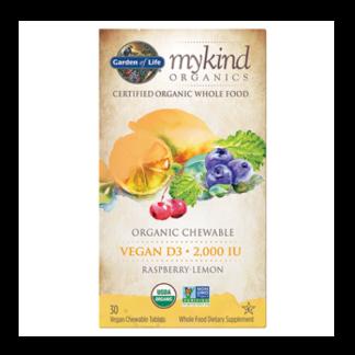mykind vegan vitamin d3 package