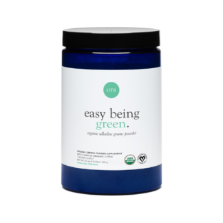 ora organic easy being green blend cannister
