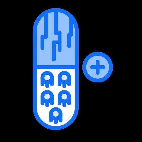 Probiotics With Prebiotics Capsules and Powders