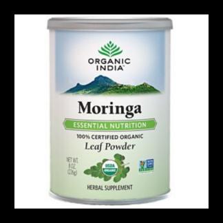 organic india leaf powder