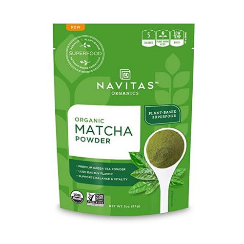 Navitas Organic Matcha Green Tea Powder